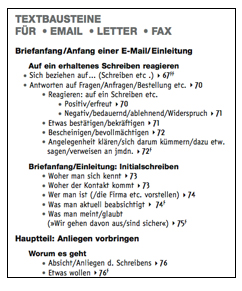 EMAIL ENGLISH MUSTERSAETZE SOFORT FINDEN