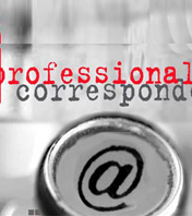 PROFESSIONAL CORRESPONDENCE EMAIL ENGLISH